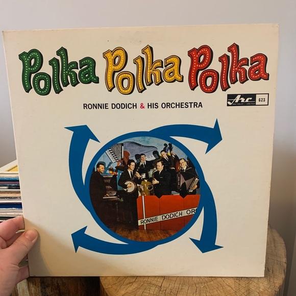 VINTAGE / Record / Polka